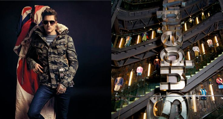 Enter here to win a n Ultimate Service Jacket from @Superdry. . https://apps.facebook.com/regentstcompetitions/
