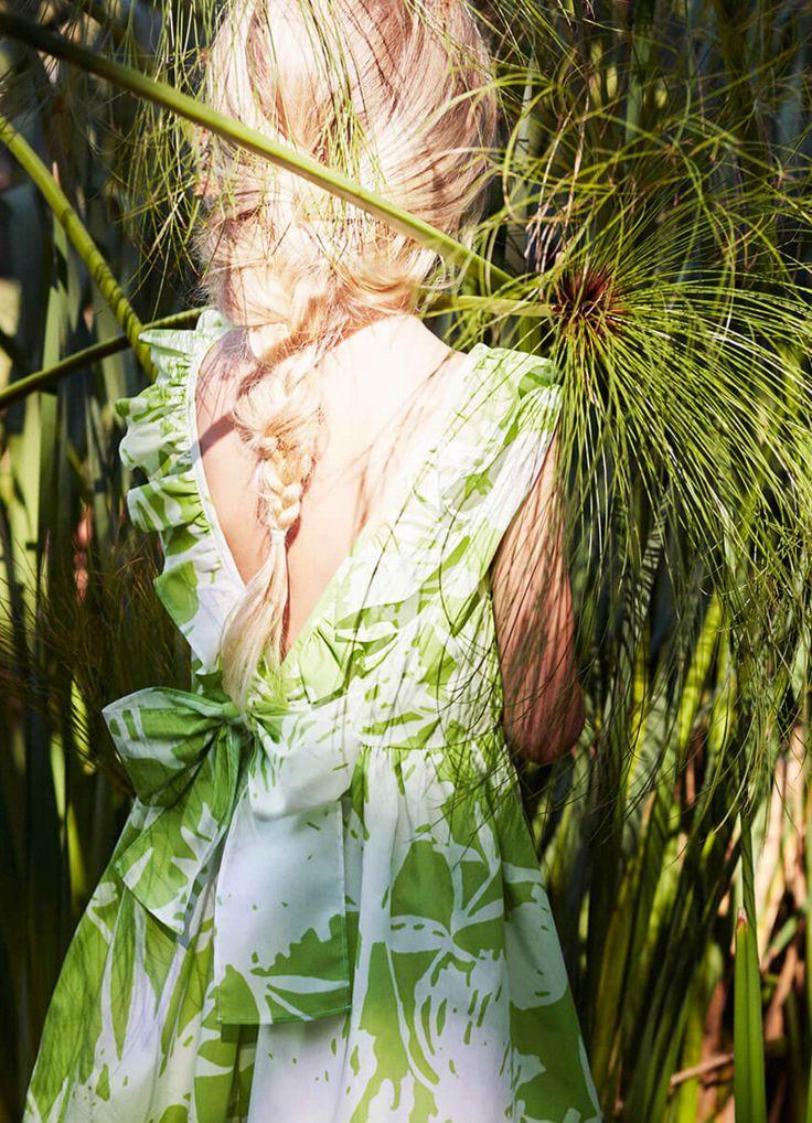 Floral Print Dress | Il Gufo