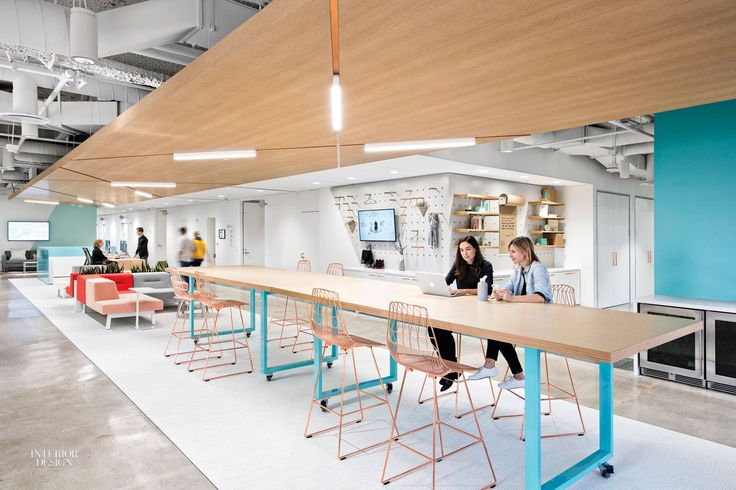 5 Bold Fashion and Beauty Offices