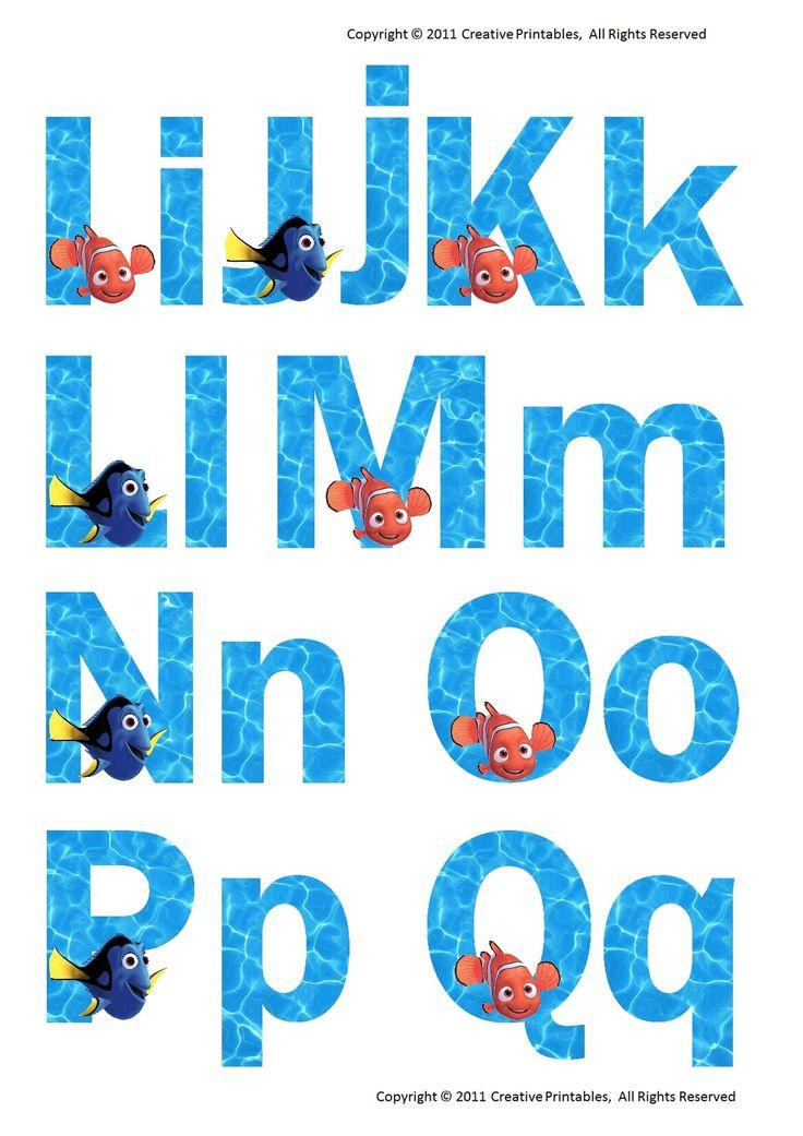 finding nemo story book pdf
