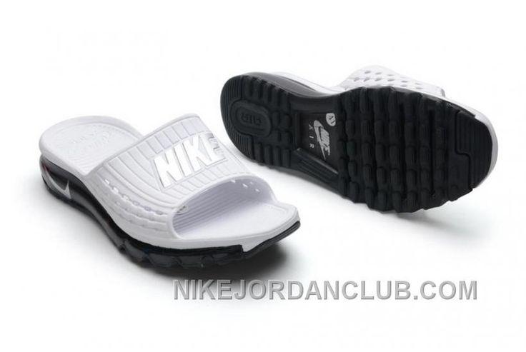 http://www.nikejordanclub.com/greece-nike-air-max-beach-mat-slippers-mens-shoes-sale-white-and-black.html GREECE NIKE AIR MAX BEACH MAT SLIPPERS MENS SHOES SALE WHITE AND BLACK Only $83.00 , Free Shipping!