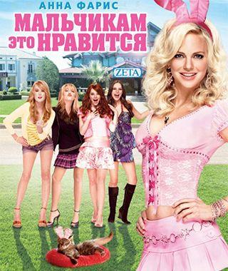 Мальчикам это нравится (2008) http://www.yourussian.ru/184621/мальчикам-это-нравится-2008/   Беззаботная и красочная «ванильно-карамельная» жизнь соблазнительной девушки-модели в особняке «Плейбой» в один миг превращается в проживание в собственном полуразвалившемся автомобиле. Неожиданно звездной девушке, привыкшей относиться к себе как к очаровательному розовому зайчику — символу мужских соблазнов — выпадает уникальный шанс: вновь обрести жилье и стать предводительницей клана «серых…