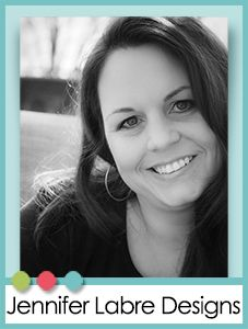 We're thrilled to welcome Jennifer Labre Designs to the PBP family! Jenn live in Wisconsin with her hubby and two daughters. She has been selling her digi designs since 2010, and are excited to offer them to you exclusively at Pickleberrypop!  Welcome, Jenn!