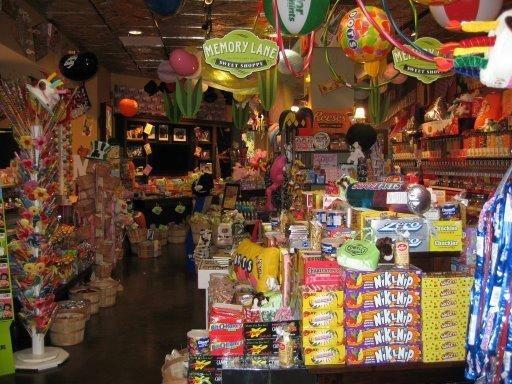 Powell's Sweet Shoppe in Berkeley, CA