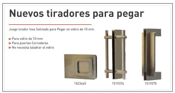 1000 ideas sobre tiradores de puerta en pinterest - Tirador puerta cristal ...