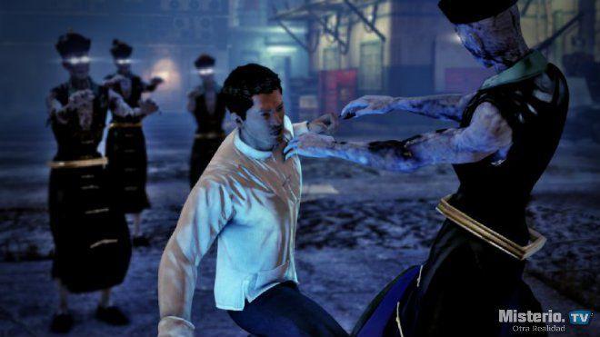 Los Jiang Shi, los vampiros de china son criaturas nocturnas porque el sol acelera el proceso de descomposición...