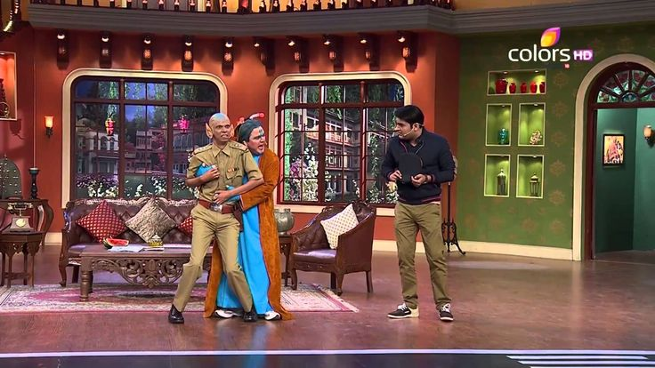 Comedy Nights With Kapil - Parineeti - Hasee toh Phasee - 1st February 2...
