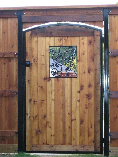 17 Best Images About Side Gate Ideas On Pinterest Traditional Wooden