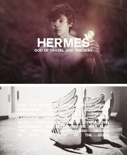 Hermes. God of Thieves