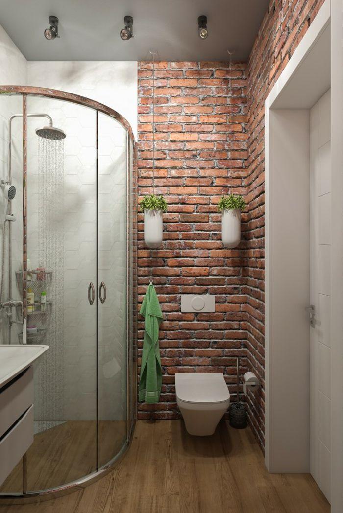 1001  Ideas de decoracion para baos pequeos con ducha  Baos  Bathroom Bathroom