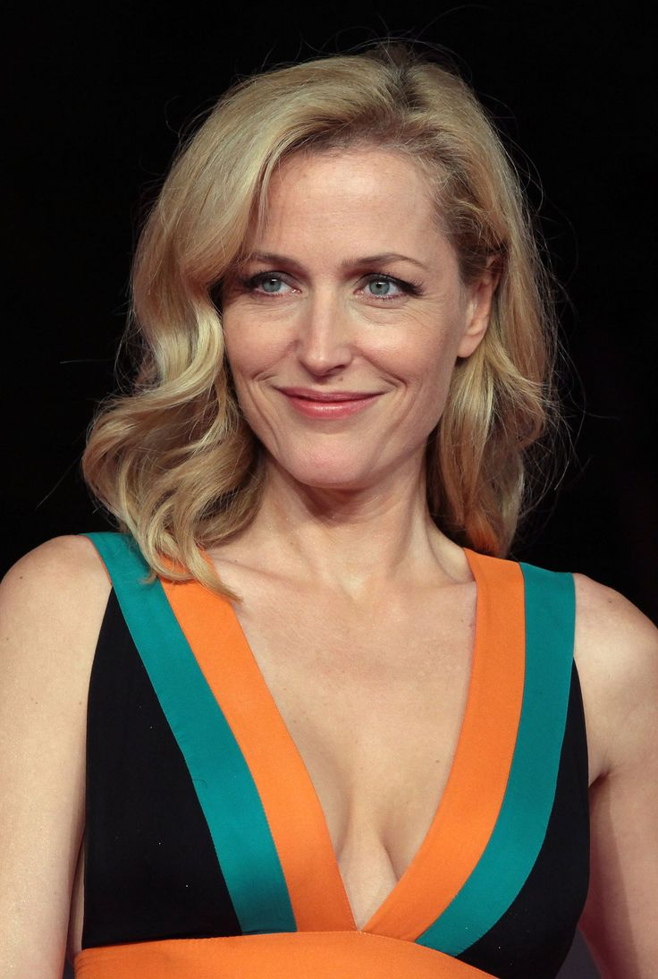 Gillian Anderson Weight, Height, Bra Size, Figure Size, Body Measurements