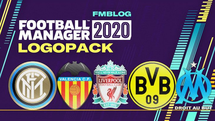 Download Football Manager 2020 Logos Megapack Football Manager Football Premier League Football