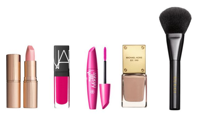 hhn by maryannbalint on Polyvore featuring interior, interiors, interior design, home, home decor, interior decorating, Gucci, Charlotte Tilbury and NARS Cosmetics