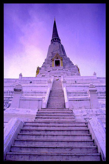 Thailand temple Phra Nakhon Si Ayutthaya