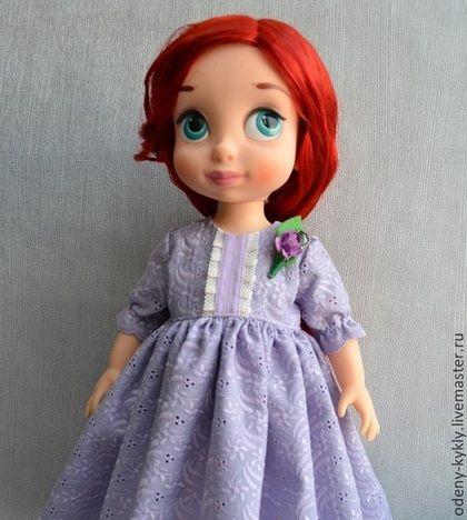 Одежда для кукол ручной работы. Ярмарка Мастеров - ручная работа. Купить Платья для кукол Дисней/Disney.. Handmade. Кукла дисней