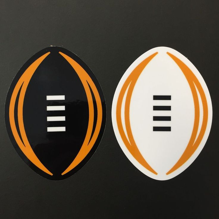 Football National Championship Playoff Helmet Decals Oklahoma Alabama Clemson #Notspecified