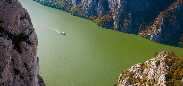 We take a trip down the Danube river, en route to the Black Sea, and discover the natural wonders of Eastern Europe.