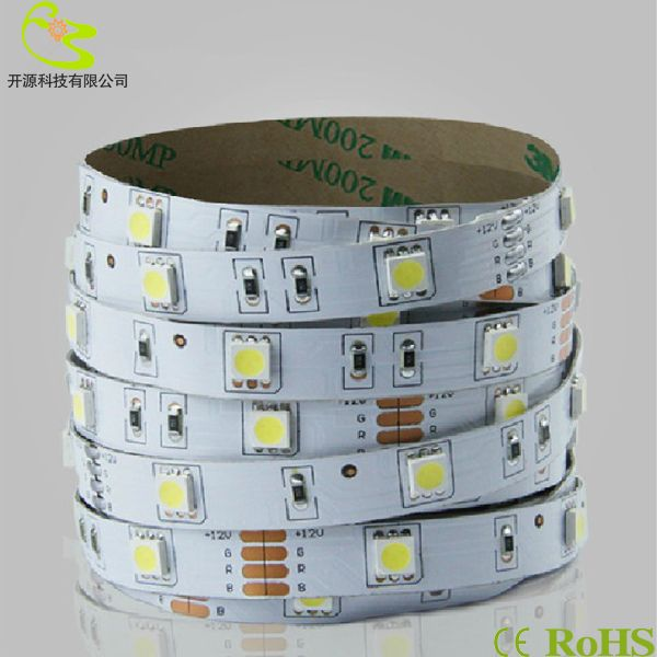 Free shipping 15M/lot 5050 strip light 30led/m 5050 non-waterproof smd led strip lighting lamp 12V DC/AC $60.00
