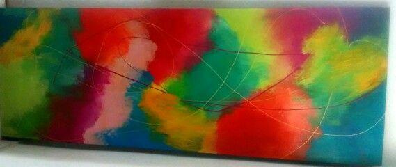 Abstracto colorido.