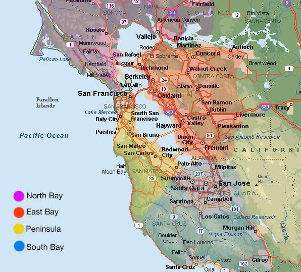 Best California Maps Images On Pinterest Maps Road Maps And - North california map cities