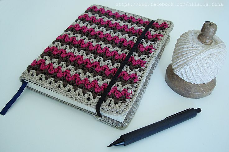Customize your notebook. The best way to start a crochet project is with a brainstorming exercise, write down all of the ideas in your special crochet notebook. ❥ 4U hilariafina  http://www.pinterest.com/hilariafina/