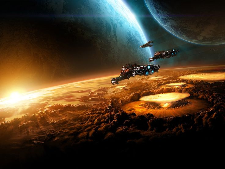 Scifi Backgrounds
