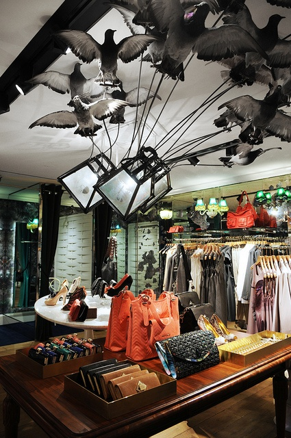 Ted Baker - Paris Store Opening 2011 by No Ordinary Designer Label, via Flickr