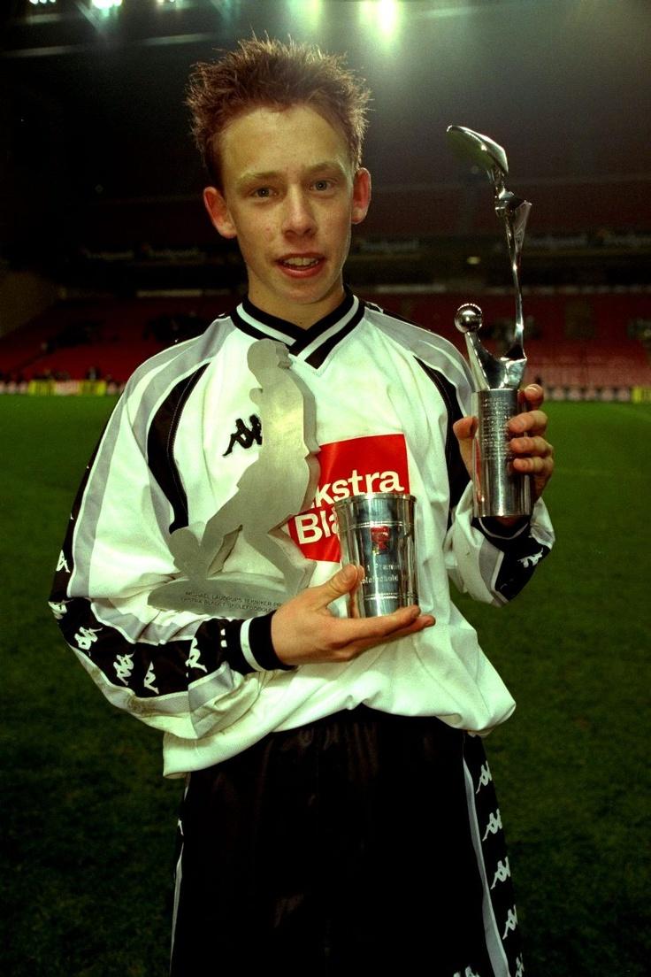Michael Krohn-Dehli, 1999  Old Brøndby player