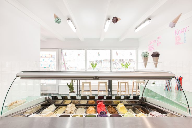 ice cream shop by pigalopus, photo PION / #mrprintables