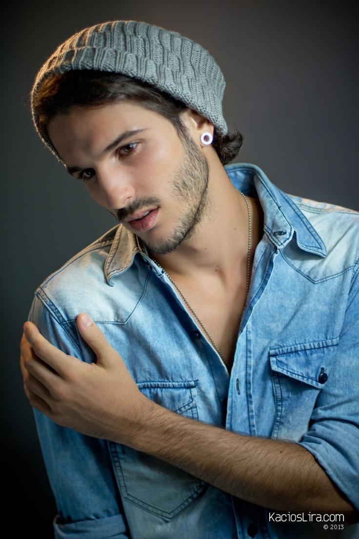 Model: Royther Melara  Photo & Production: Kacio Lira