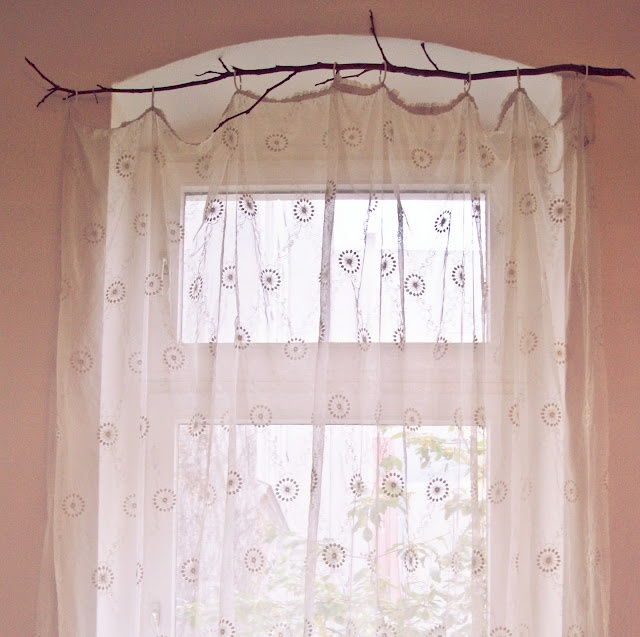 11 best images about sheer curtains on pinterest branch for Cortinas originales
