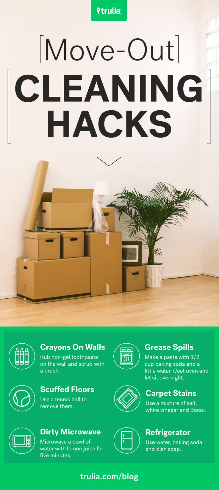 how can i get my security deposit back make your apartment spotless life at home trulia blog clean carpet stainscleaning - How To Remove Stains From Walls
