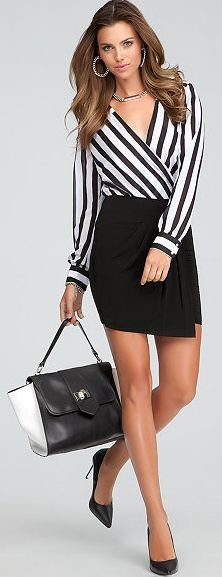 Bebe: Meetings to Martinis ♥✤ | Keep the Glamour | BeStayBeautiful