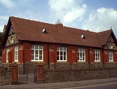 Chantry primary school