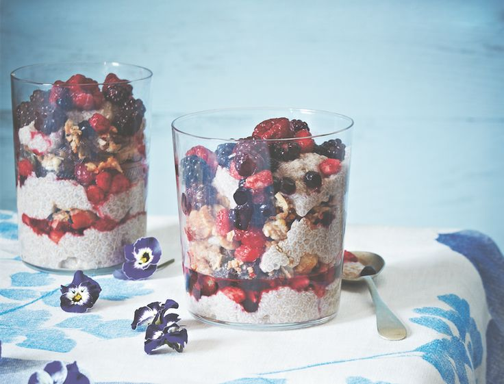 On the hunt for some breakfast inspiration? We've got this tasty recipe from Lola Berry!