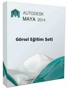 Autodesk Maya 2014 Görsel Eğitim Seti » DownloadTR | Full Download,Ücretsiz Download,Sınırsız Download