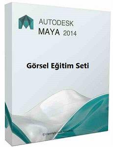 Autodesk Maya 2014 Görsel Eğitim Seti » DownloadTR | Full Download,Ücretsiz Download,Sınırsız Download