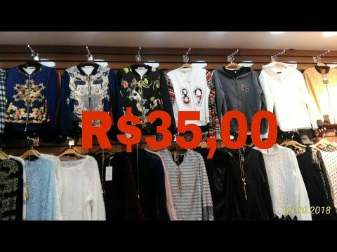c6fed0af0 BRÁS  TOUR SHOPPING VAUTIER MODA OUTONO INVERNO (2018) - YouTube ...