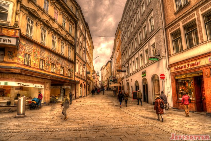Salzburg is a perfect city to visit if you are looking for churches, fortresses…