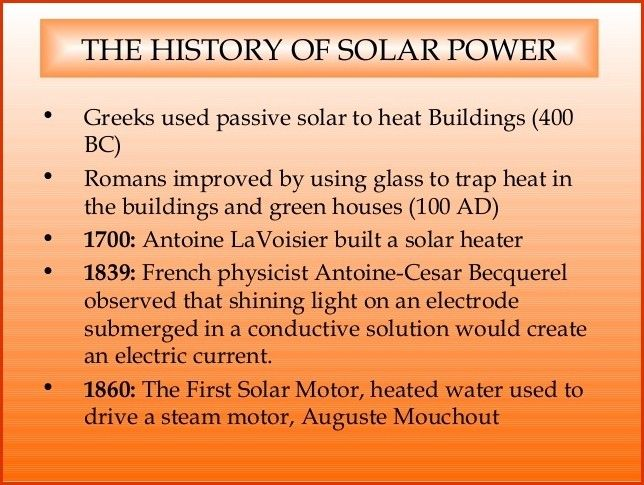 Pin On Solar Energy Systems