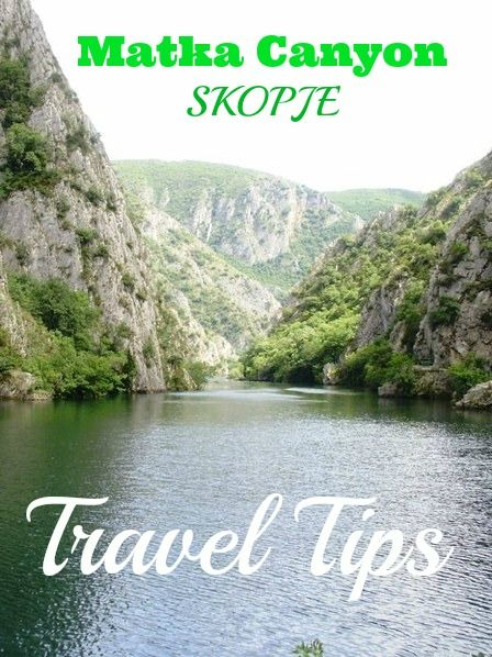 Matka Canyon is a very popular place for tourists who visit Macedonia and Skopje as well as for local people especially in very hot days because there is usually a few degrees less than in centre of Skopje and nature there is amazing.