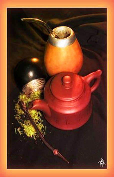 Мате (матэ) — тонизирующий напиток Мате — тонизирующий напиток с высоким содержанием матеина (В отличие от кофеина матеин не вызывает бессонницы и учащенного сердцебиения, зато дает большой запас бо...