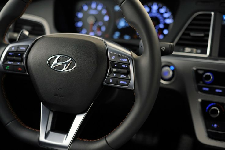 2015 Hyundai Sonata Comes of Age in New York [59 Photos & Videos] - Carscoops