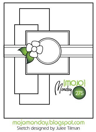 Mojo Monday Sketch Challenge (MOJO275)