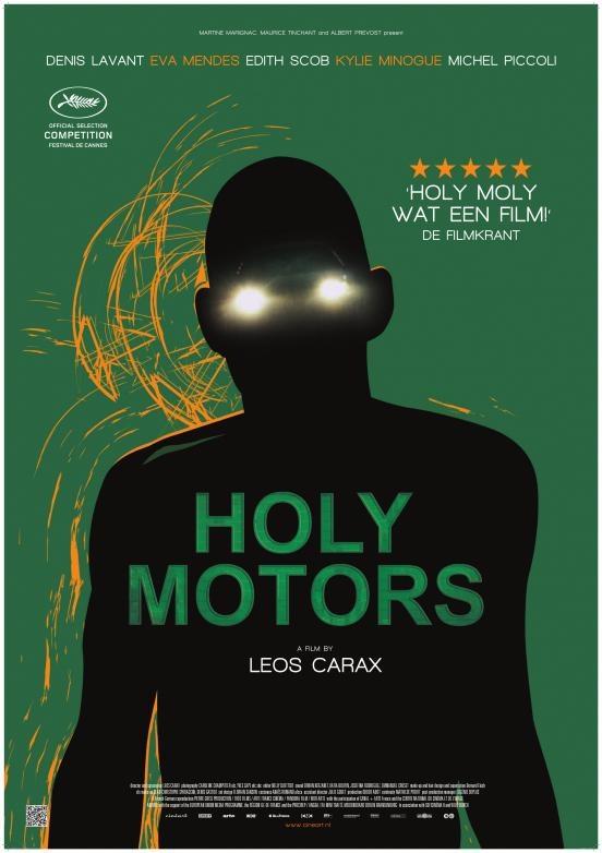 Holy Motors | Het nieuwe filmmuseum aan het IJ