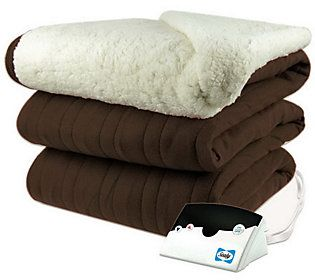 Kohls Electric Mattress Pad ... Biddeford Blankets on Pinterest | Mattress Pad, Electric and Knits