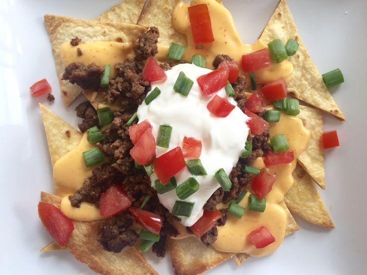 Keto copycat recipe: Taco Bell Nacho Supreme