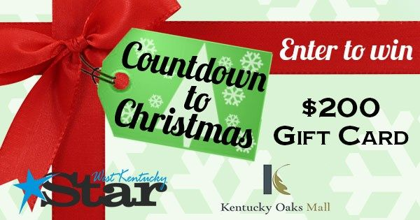 Countdown To Christmas - Kentucky Oaks Mall