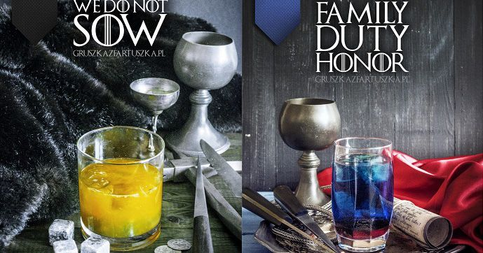 7 Game Of Thrones Styled Drink-Recipes That We All  Would Love To Devour – They Really Are Amazing!