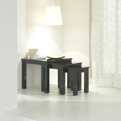 Casabella Prima Nest of Three Side Tables #4livinguk